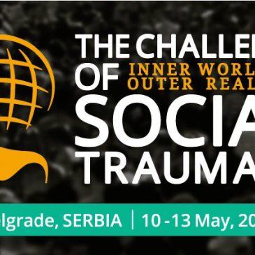 """Конференция EFPP 2018: """"Проблема социальных травм. Внутренние миры внешних реальностей"""""""